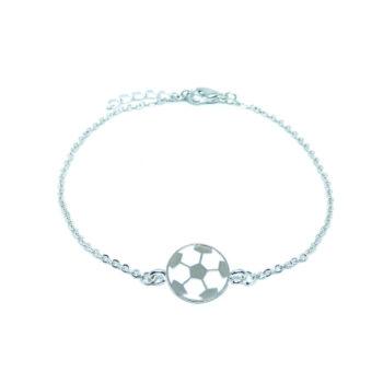 Soccer Chain Bracelet