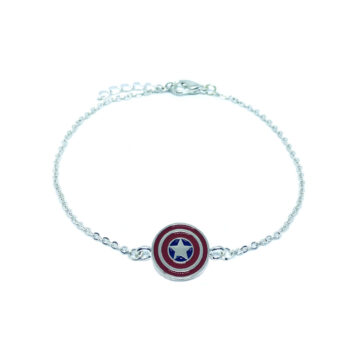 Captain America Chain Bracelet