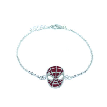 Spider Man Chain Bracelet