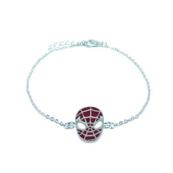 Spider Man Chain Bracelet