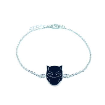 Black Panther Movie Chain Bracelet