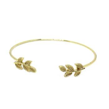 Leaf Cuff Bracelets
