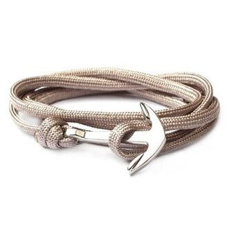 Multilayer Rope Anchor Bracelet