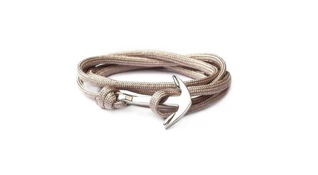 Multilayer Rope Anchor Bracelet