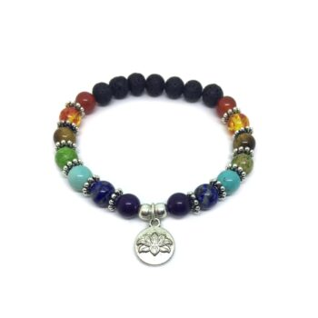 Lotus Chakra Bracelet