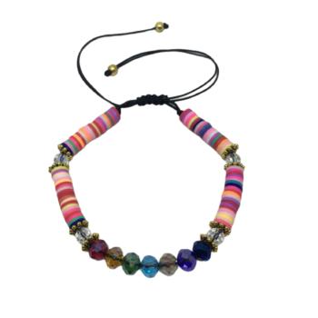 Heishi Bead Bracelet